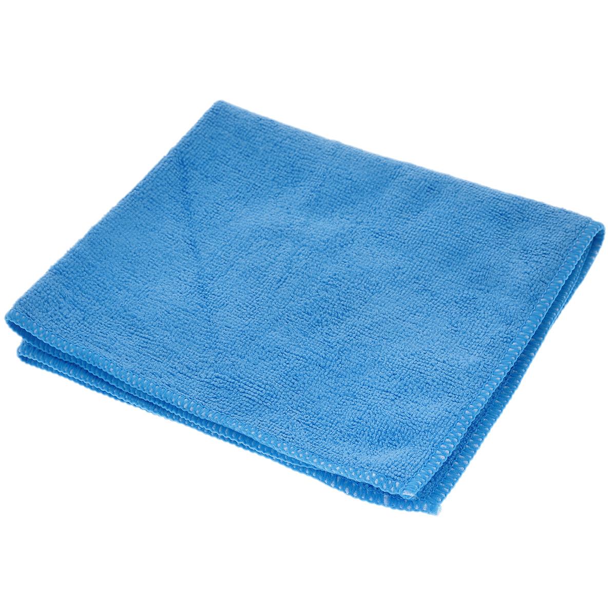 Салфетка из микрофибры Magic Power, для ухода за СВЧ печами и духовыми шкафами, цвет: синий, 35 х 40 смMP-501_синийСалфетка Magic Power, изготовленная из микрофибры (75% полиэстера, 25% полиамида), предназначена для ухода за СВЧ печами и духовыми шкафами, для очистки внешней и внутренней поверхности плит и микроволновых печей от любых видов загрязнений, для полировки и придания блеска. Идеально подходит для использования со средствами Magic Power по уходу за СВЧ-печами и духовыми шкафами. Не оставляет разводов и ворсинок. Обладает повышенной прочностью.