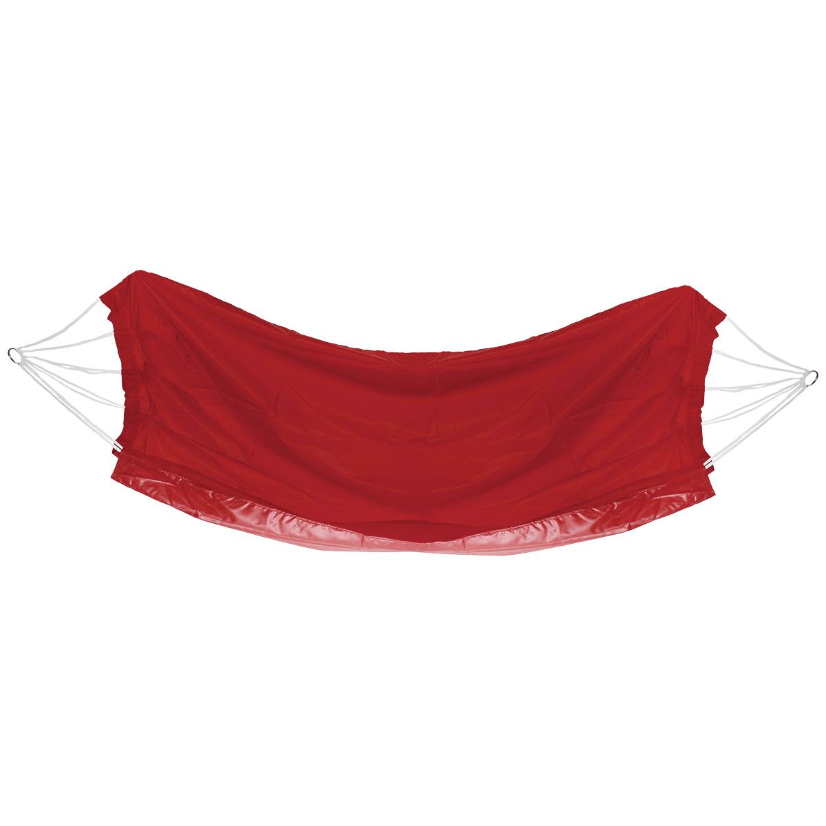 """Гамак """"Eva"""", на кольцах, цвет: красный, 145 х 200 см К341_красный"""