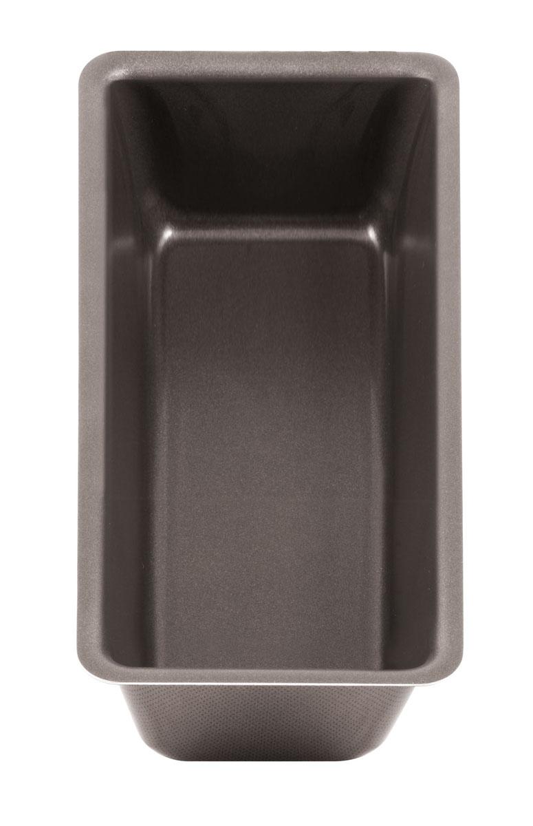 Форма для кекса Tefal Natura, 24 х 10,5 см2100067161Форма для кекса Tefal Natura выполнена из переработанного алюминия, обладающего большой износостойкостью и надежностью, и не содержащего вредных для организма веществ (PFOA, кадмий, свинец). Технология Cuisson Homogene способствует оптимальному распределению тепла. Антипригарное покрытие Demoulage Parfait не даст пригореть выпечке, способствует оптимальному пропеканию теста. Форму легко чистить и мыть. Можно мыть в посудомоечной машине. Внутренний размер формы: 24 см х 10,5 см. Внешний размер формы: 25 см х 11 см. Высота стенок: 6 см.