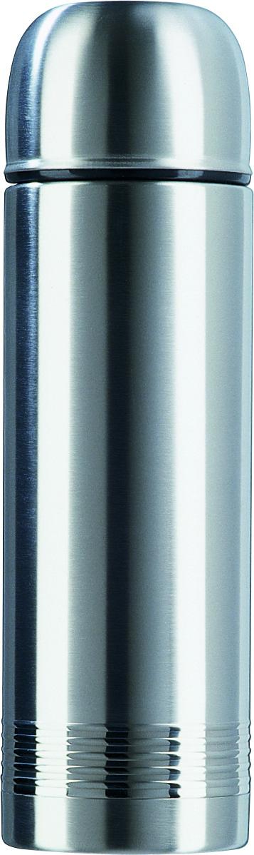 Термос Emsa Senator, цвет: серебристый, 1 л115510Простая и гармоничная форма термоса Emsa Senator Class, выполненного из стали, удовлетворит желания любого потребителя. Термос оснащен герметичным клапаном и крышкой, которую можно использовать в качестве стакана, а благодаря системе высококачественной вакуумной изоляции он сохранит ваши напитки горячими или холодными надолго. Диаметр горлышка термоса: 5 см.Диаметр дна термоса: 8,5 см.Высота термоса (с учетом крышки): 29,5 см.Сохранение холодной температуры: 24 ч.Сохранение горячей температуры: 12 ч.