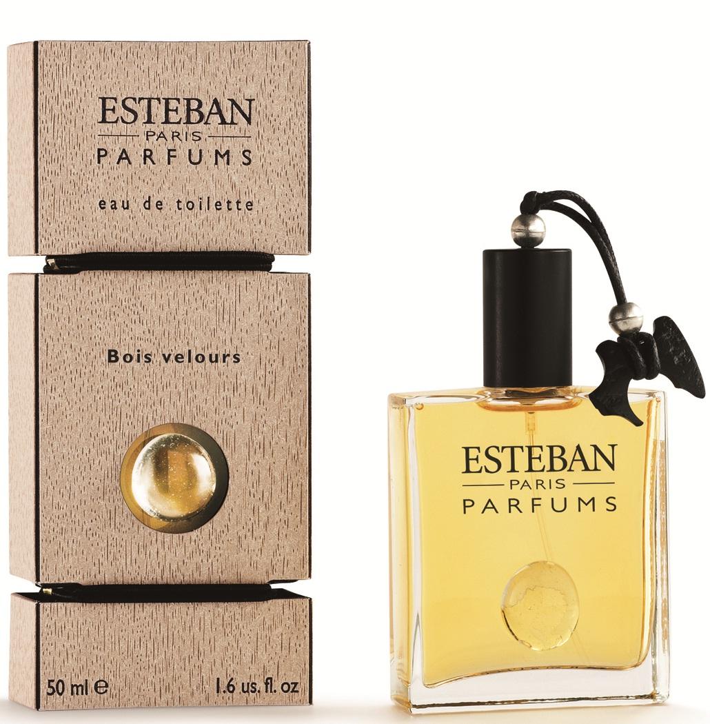 Esteban Collection Les Boises Туалетная вода Bois Velours 50 млCPA-088