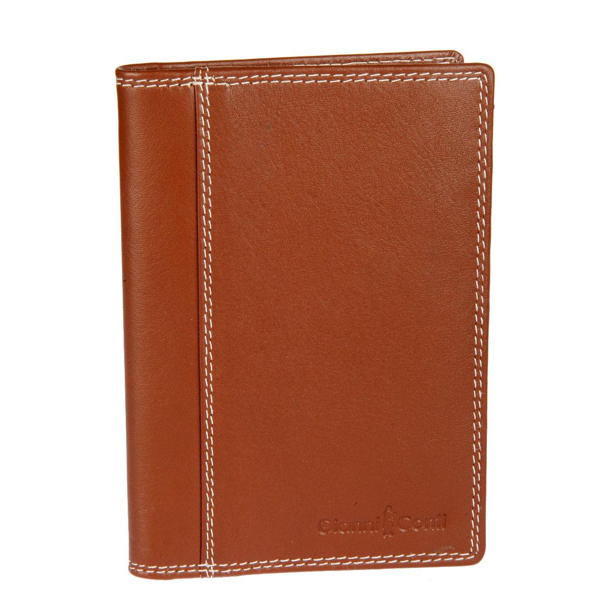 Обложка для автодокументов Gianni Conti, цвет: коричневый. 1807463SC-FD421005Стильная обложка для студенческого билета Gianni Conti выполнена из натуральной кожи. Обложка оформлена декоративной строчкой и выдавленным клеймом с названием и логотипом бренда. Изделие раскладывается пополам, внутри размещены пять карманов для кредитных карт, одиннадцать файлов для автодокументов, среди которых один файл под права, два дополнительных кармана под документы, сетчатый карман.Стильная обложка для студенческого Gianni Conti не только поможет сохранить внешний вид ваших документов, а также станет стильным аксессуаром, идеально подходящим к вашему образу.