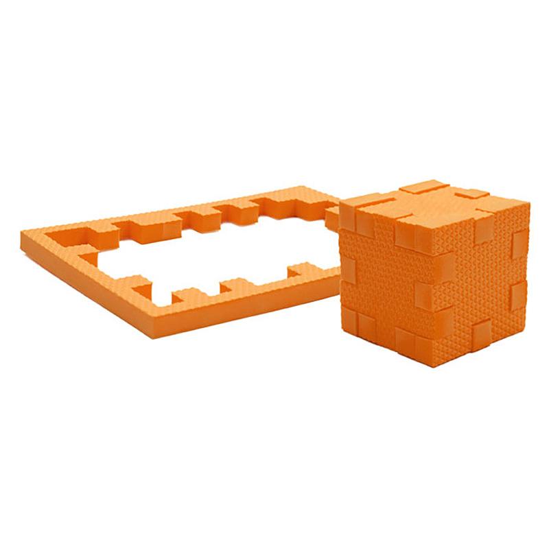 PicnMix Пазл-конструктор Янтарь цвет оранжевый