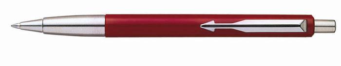 Ручка шариковая VECTOR Red. PARKER-S0275160PARKER-S0275160Ручка шариковая Паркер Вектор Стандарт Рэд. Инструмент для письма, линия письма - средняя, чернила синего цвета, в подарочной упаковке. Произведено в Китае.
