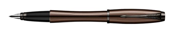 Ручка перьевая URBAN PREMIUM Metallic Brown. PARKER-S094921072523WDРучка перьевая «Паркер Урбан Премиум Металлик Браун Си Ти». Инструмент для письма, линия письма – тонкая, в подарочной упаковке. Произведено в Китае.