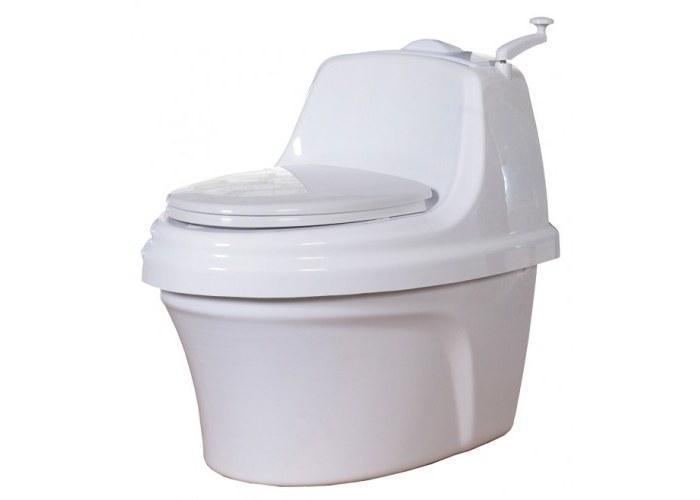 Биотуалет Piteco 400400Торфяной биотуалет Piteco – это автономный компостирующий туалет, которому не требуется подсоединения к системе канализации и водоснабжения. Конструкция биотуалета разработана с целью создания максимально благоприятных условий для компостирования органических отходов. Изготовлен из сантехнического пластика (акрила), оснащен дренажной системой, автоматическими створками. Комплектация: корпус туалета, состоящий из двух частей - верхней и нижней; сиденье для унитаза с крышкой; встроенный