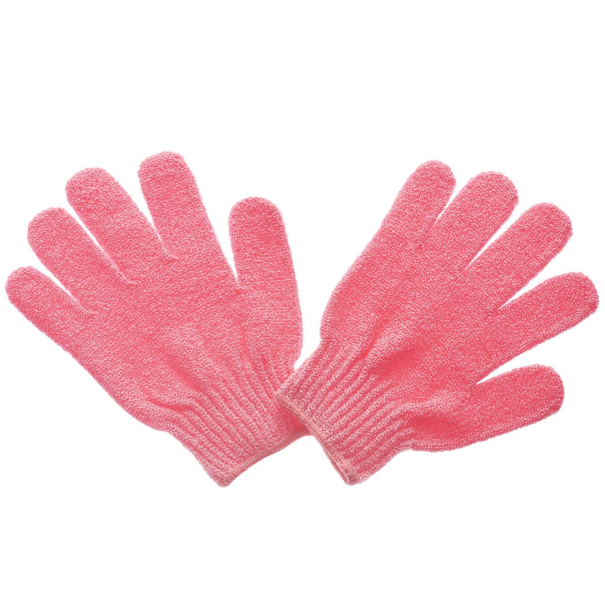 Riffi Перчатки для пилинга, цвет: коралловый615 коралловыйЭластичные безразмерные перчатки Riffi обладают активным антицеллюлитным эффектом и отличным пилинговым действием, тонизируя, массируя и эффективно очищая вашу кожу. Riffi освобождает кожу от отмерших клеток, стимулирует регенерацию. Эффективно предупреждают образование целлюлита и обеспечивают омолаживающий эффект. Кожа становится гладкой, упругой и лучше готовой к принятию косметических средств. Интенсивный и пощипывающе свежий массаж тела с применением Riffi стимулирует кровообращение, активирует кровоснабжение, способствует обмену веществ. В комплекте 1 пара перчаток. Материал: 100% полиакрил. Размер перчатки (в нерастянутом виде): 17,5 см x 12,5 см.