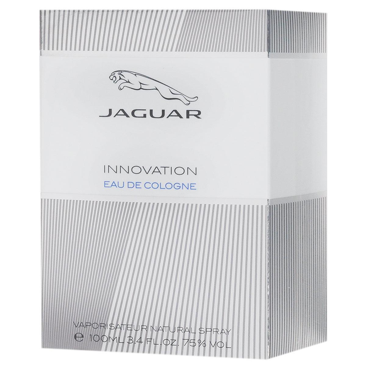 Jaguar Innovation Одеколон мужской 100 млJ590312Великолепный аромат открывается игристыми нотами бергамота и мандарина, приправленными нотами кориандра. Богатые ноты сердца состоят из чувственного ириса, пачули и кедровых нот, придающих аромату насыщенность и стойкость. Композиция завершается аккордами кожи, мускуса и ванили, тем самым, создавая прекрасную подпись для джентльмена. Семейство ароматов: Древесно-Цитрусовый Парфюмер: Michel Almairac, Robertet, Paris Год выпуска: 2014 Начальная нота: Бергамот, Мандарин, Кориандр Ноты сердца: Ирис, Пачули, Кедровое дерево Базовые ноты: Кожа, Мускус, Ваниль