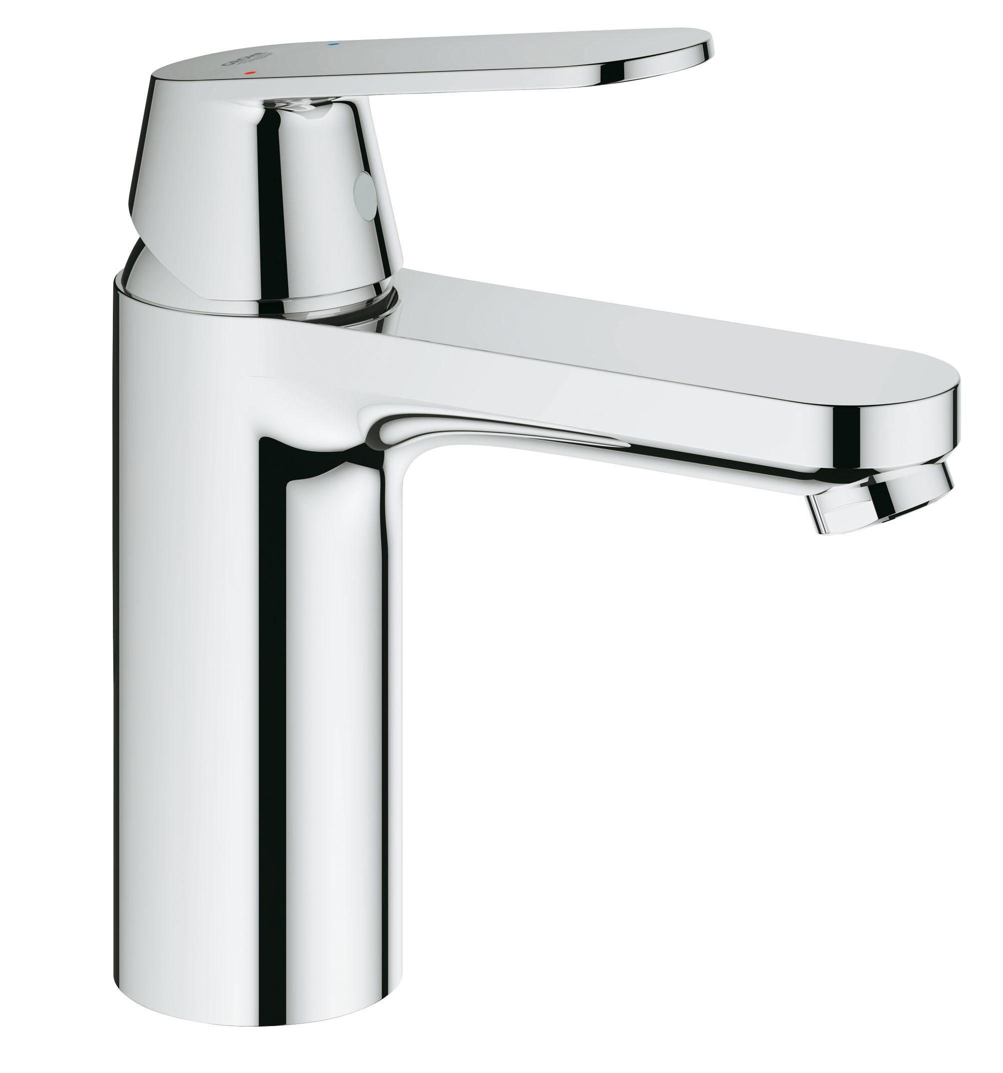 Смеситель для раковины GROHE Eurosmart Cosmopolitan (23327000)23327000Смеситель для ванной комнаты GROHE Eurosmart Cosmopolitan наделен всеми преимуществами современного сантехнического оборудования. Во-первых, это экономичность: в нем применяется технология GROHE EcoJoy, позволяющая сократить расход воды почти вдвое. Во-вторых, это неприхотливость в уходе: для поддержания сияющего блеска хромированной поверхности достаточно протирать ее тканью. В-третьих, это долговечность: проверенное временем качество GROHE проявляется, в частности, в том, что чрезвычайно плавный ход рычага сохраняется даже после многолетней эксплуатации. Оцените на собственном опыте изящество и комфортность смесителя для ванной комнаты Eurosmart Cosmopolitan! Особенности монтаж на одно отверстие средняя высота металлический рычаг GROHE SilkMove керамический картридж 35 мм GROHE StarLight хромированная поверхность регулировка расхода воды GROHE EcoJoy 5,7 л/мин гладкий корпус гибкая подводка GROHE QuickFix быстрая монтажная...