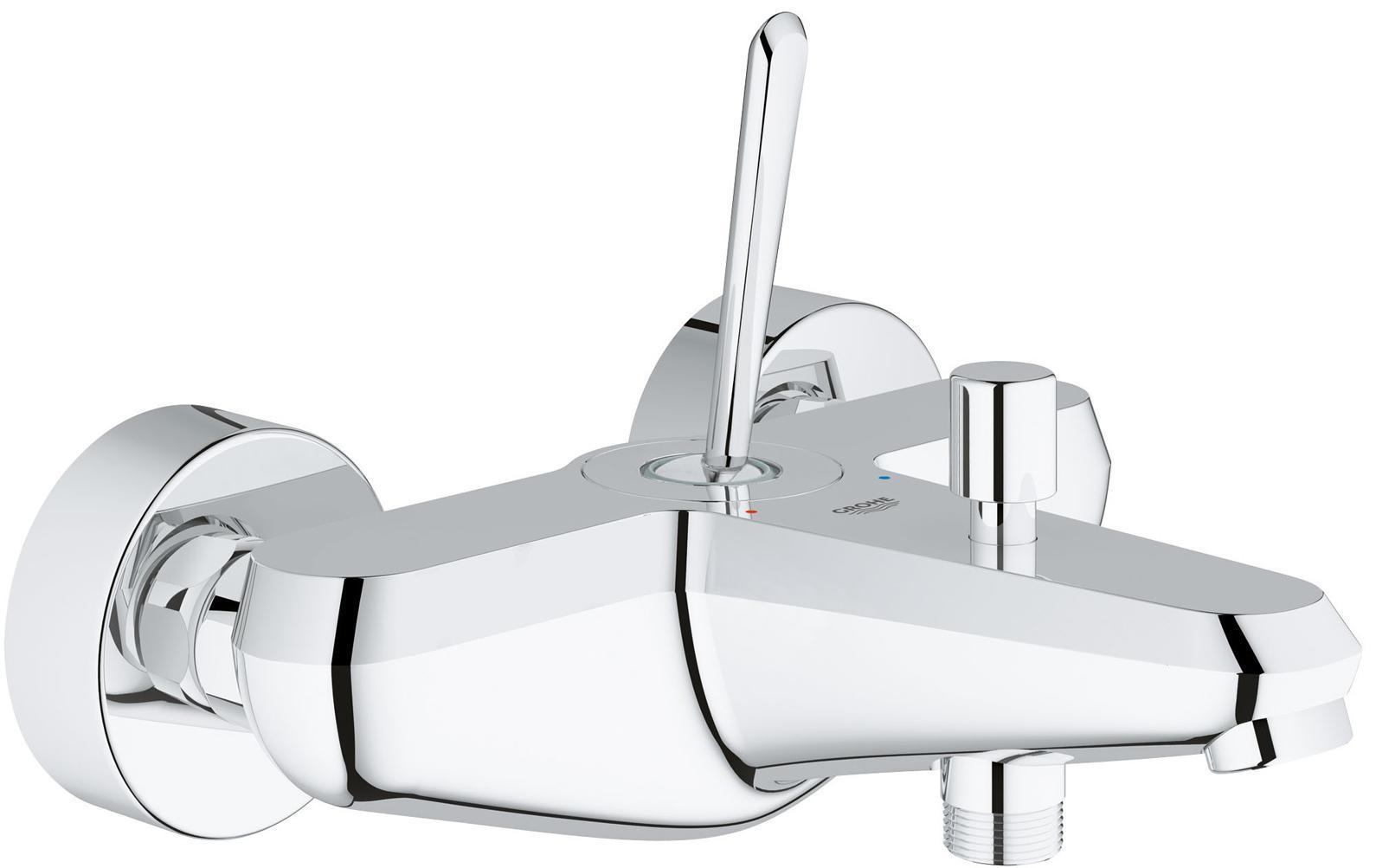 Смеситель для ванны GROHE Eurodisc Joy, хром23431000Управление одним кончиком пальца Инновационный механизм управления с помощью джойстика, в котором воплотилась сама суть концепции дизайна коллекции Eurodisc, представляет собой неповторимое эстетическое решение. Эта модель с невероятно легким управлением станет украшением любой ванной комнаты. Выбор покрытия и размера модели Белоснежное глянцевое покрытие с хромированными элементами представляет собой оригинальную альтернативу классическому хромированному покрытию и гармонично впишется в интерьер любой ванной комнаты. Определившись с моделью смесителя для раковины среди коллекций GROHE, вы сможете выбрать не только покрытие, но и размер смесителя в соответствии с потребностями вашей семьи. Для обеспечения комфорта при различных условиях использования в нашем ассортименте представлены модели размеров s, M и XL. Скоординированный дизайн душевого оборудования Какое бы покрытие вы ни предпочли, будь то хромированное или белоснежное, в ассортименте GROHE найдутся ручные и верхние...
