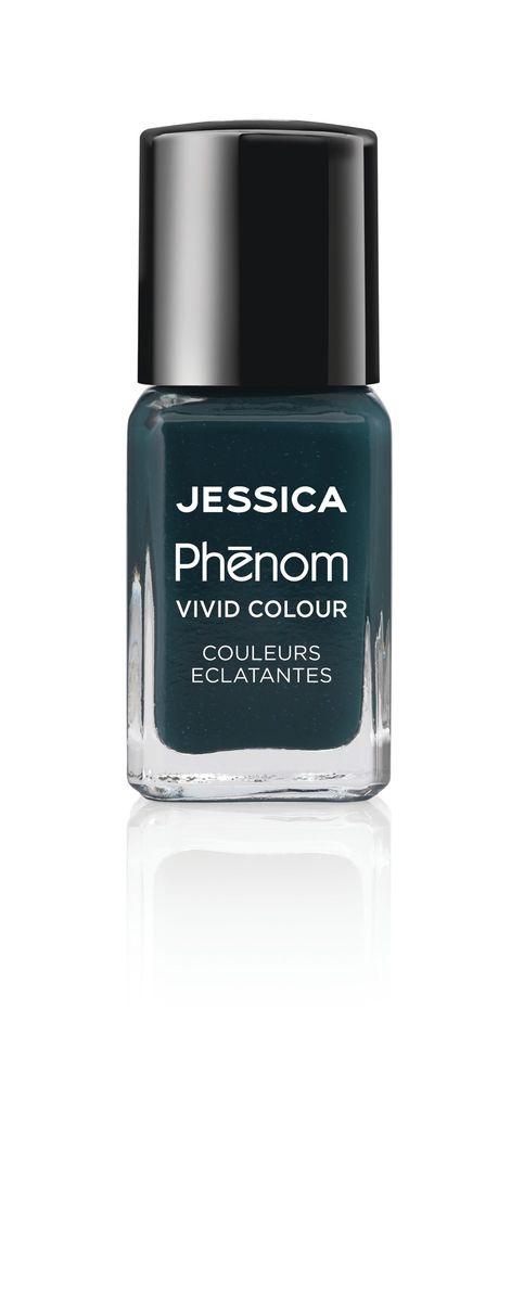 Jessica Phenom Лак для ногтей Vivid Colour Starry Night № 09, 15 млPHEN-009Система покрытия ногтей Phenom обеспечивает быстрое высыхание, обладает стойкостью до 10 дней и имеет блеск гель-лака. Не нуждается в использовании LED/UV ламп. Легко удаляется, как обычный лак для ногтей. Покрытия JESSICA Phenom являются 5-Free и не содержат формальдегид, формальдегидных смол, толуола, дибутилфталат и камфору. Как наносить: Система Phenom – это великолепный маникюр за 1-2-3 шага: ШАГ 1: Базовое покрытие – нанесите в два слоя базовое средство JESSICA, подходящее Вашему типу ногтевой пластины. ШАГ 2: Цвет – нанесите в два слоя любой оттенок Phenom Vivid Colour. ШАГ 3: Закрепление – нанесите в один слой Phenom Finale Shine Topcoat для получения блеска гель-лака.
