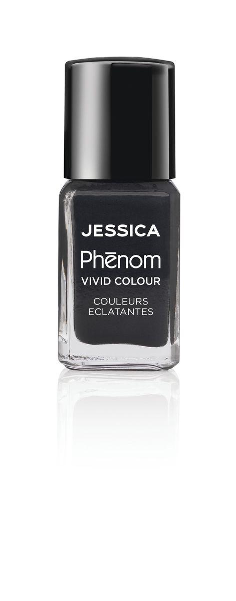 Jessica Phenom Лак для ногтей Vivid Colour Caviar Dreams № 14, 15 млPHEN-014Система покрытия ногтей Phenom обеспечивает быстрое высыхание, обладает стойкостью до 10 дней и имеет блеск гель-лака. Не нуждается в использовании LED/UV ламп. Легко удаляется, как обычный лак для ногтей. Покрытия JESSICA Phenom являются 5-Free и не содержат формальдегид, формальдегидных смол, толуола, дибутилфталат и камфору. Как наносить: Система Phenom – это великолепный маникюр за 1-2-3 шага: ШАГ 1: Базовое покрытие – нанесите в два слоя базовое средство JESSICA, подходящее Вашему типу ногтевой пластины. ШАГ 2: Цвет – нанесите в два слоя любой оттенок Phenom Vivid Colour. ШАГ 3: Закрепление – нанесите в один слой Phenom Finale Shine Topcoat для получения блеска гель-лака.