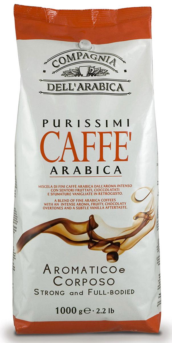 Compagnia DellArabica Brasil Santos кофе в зернах, 1 кг0120710Compagnia DellArabica Brasil Santos - один из самых популярных сортов 100% арабики в мире. Теплота молочного шоколада, оживленная цитрусовыми акцентами тонко сочетается с линией свежести южно-американских цветущих садов. Для этого напитка характерна низкая кислотность и идеальная структура. Идеально подходит для приготовления эспрессо и напитков на его основе, любыми традиционными способами.