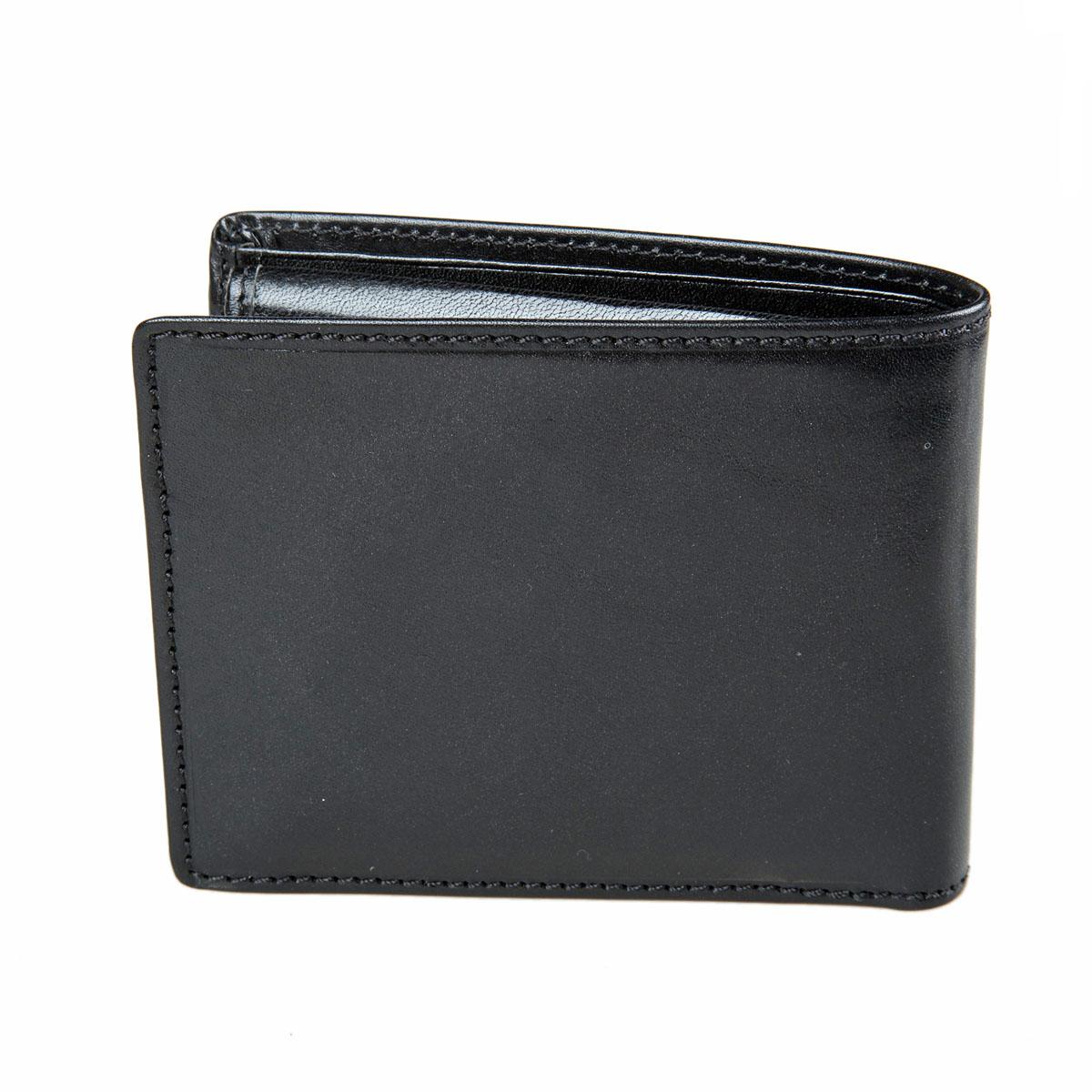 Портмоне мужское Gianni Conti, цвет: черный. 907023907023 blackСтильное мужское портмоне Gianni Conti выполнено из натуральной кожи. Лицевая сторона оформлена тиснением в виде названия бренда производителя. Изделие раскладывается пополам. Внутри имеется два отделения для купюр, четыре потайных кармана, карман для мелочи на кнопке, семь кармашков для визиток и пластиковых карт и сетчатый карман. Портмоне упаковано в фирменную картонную коробку. Оригинальное портмоне подчеркнет вашу индивидуальность и изысканный вкус, а также станет замечательным подарком человеку, ценящему качественные и практичные вещи.