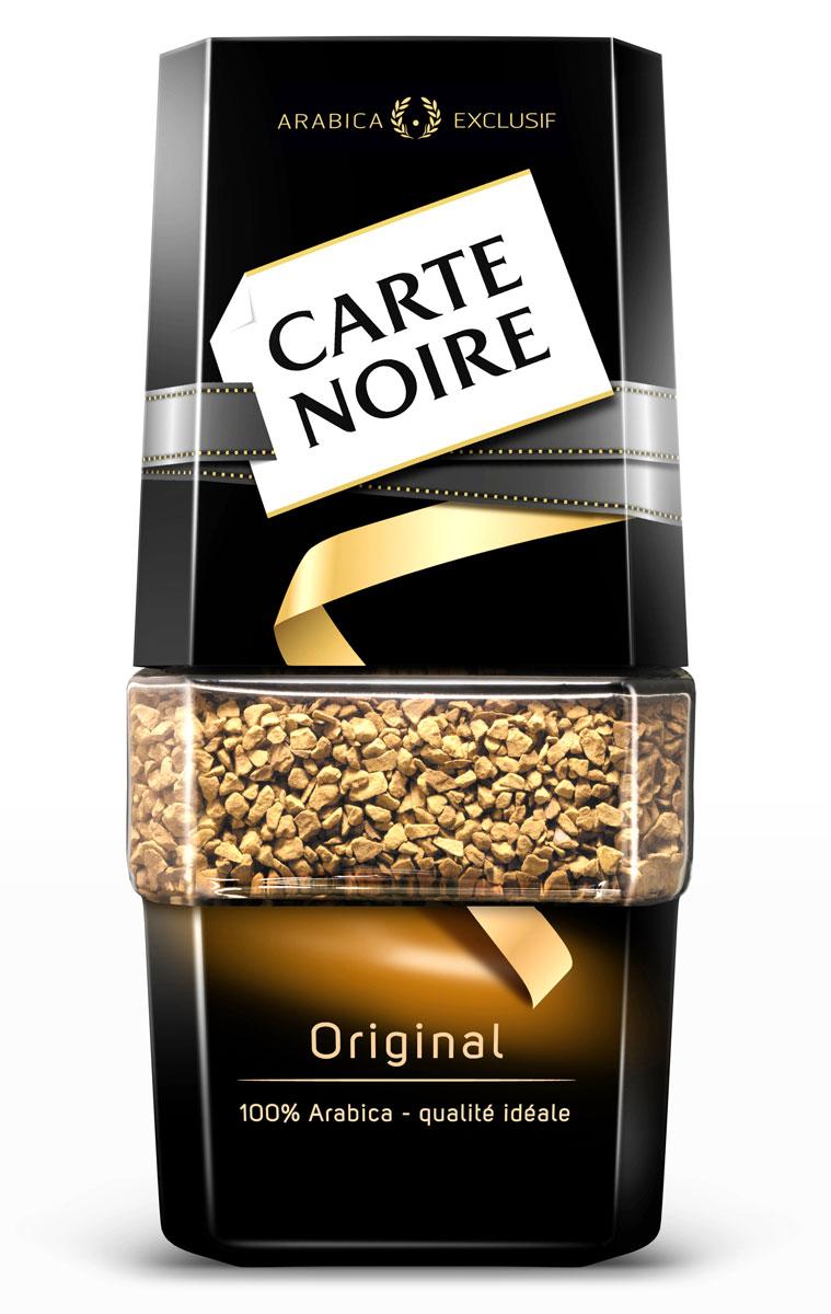 Carte Noire Original кофе растворимый, 95 г101246Достигнув совершенства в кофейном мастерстве, Carte Noire создал новый стандарт качества кофе. Обжарка Carte Noire Огонь и Лед раскрывает всю интенсивность и богатство вкуса натурального кофейного зерна.Так же как лед украшает пламя, холодный поток останавливает обжарку на самом пике, чтобы создать совершенный насыщенный кофе. В этом столкновении контрастов рождается исключительность Carte Noire -его безупречный насыщенный вкус и непревзойденное качество.Для создания нового вкуса совершенного французского кофе Carte Noire используются высококачественные кофейные зерна 100% Arabica Exclusif. Способ приготовления: положите в чашку одну-две чайные ложки кофе Carte Noire. Добавьте горячую, но не кипящую воду.