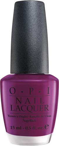 OPI Лак для ногтей Pamplona Purple, 15 млNLE50Лак для ногтей OPI быстросохнущий, содержит натуральный шелк и аминокислоты. Увлажняет и ухаживает за ногтями. Форма флакона, колпачка и кисти специально разработаны для удобного использования и запатентованы.