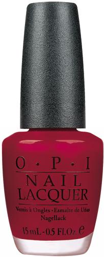 OPI Лак для ногтей MALAGA WINE, 15 мл1301210Лак для ногтей OPI быстросохнущий, содержит натуральный шелк и аминокислоты. Увлажняет и ухаживает за ногтями. Форма флакона, колпачка и кисти специально разработаны для удобного использования и запатентованы.