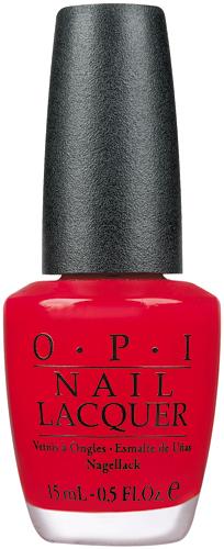 OPI Лак для ногтей Big Apple Red, 15 млNLN25Лак для ногтей OPI быстросохнущий, содержит натуральный шелк и аминокислоты. Увлажняет и ухаживает за ногтями. Форма флакона, колпачка и кисти специально разработаны для удобного использования и запатентованы.