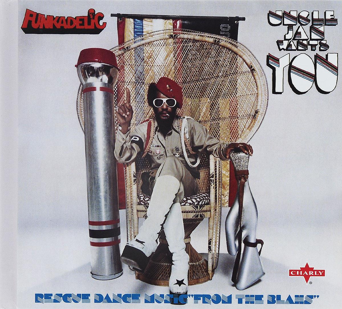 Funkadelic. Uncle Jam Wants You 2014 Audio CD