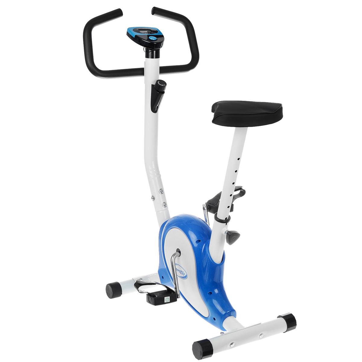 Велотренажер Sport Elit, 70 см х 46 см х 99 см велотренажер sport elit se 601