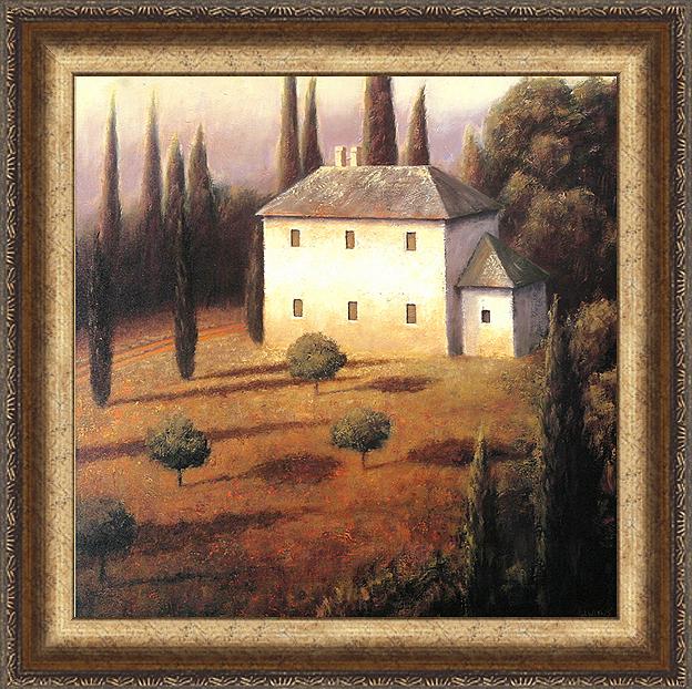 Тосканский вечер II (James Wiens), 18 x 18 см18x18 D1746-312019Художественная репродукция картины James Wiens Tuscany Evening II. Размер постера: 18 см x 18 см. Артикул: 18x18 D1746-312019.