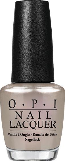 OPI Лак для ногтей Nail Lacquer, тон № NLT67This Silvers Mine!, 15 млNLT67Лак для ногтей OPI быстросохнущий, содержит натуральный шелк и аминокислоты. Увлажняет и ухаживает за ногтями. Форма флакона, колпачка и кисти специально разработаны для удобного использования и запатентованы.