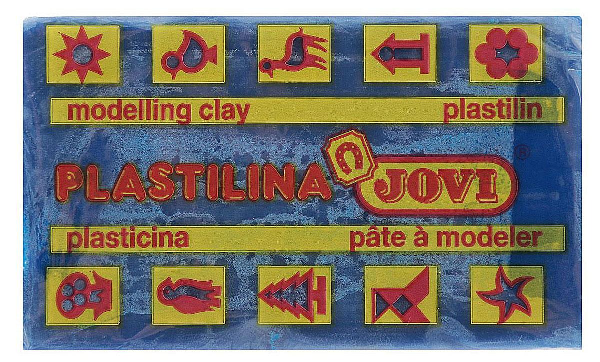 Jovi Пластилин, цвет: синий, 50 г72523WDПластилин Jovi - лучший выбор для лепки, он обладает превосходными изобразительными возможностями и поэтому дает простор воображению и самым смелым творческим замыслам. Пластилин, изготовленный на растительной основе, очень мягкий, легко разминается и смешивается, не пачкает руки и не прилипает к рабочей поверхности. Пластилин пригоден для создания аппликаций и поделок, ручной лепки, моделирования на каркасе, пластилиновой живописи - рисовании пластилином по бумаге, картону, дереву или текстилю. Пластические свойства сохраняются в течение 5 лет.