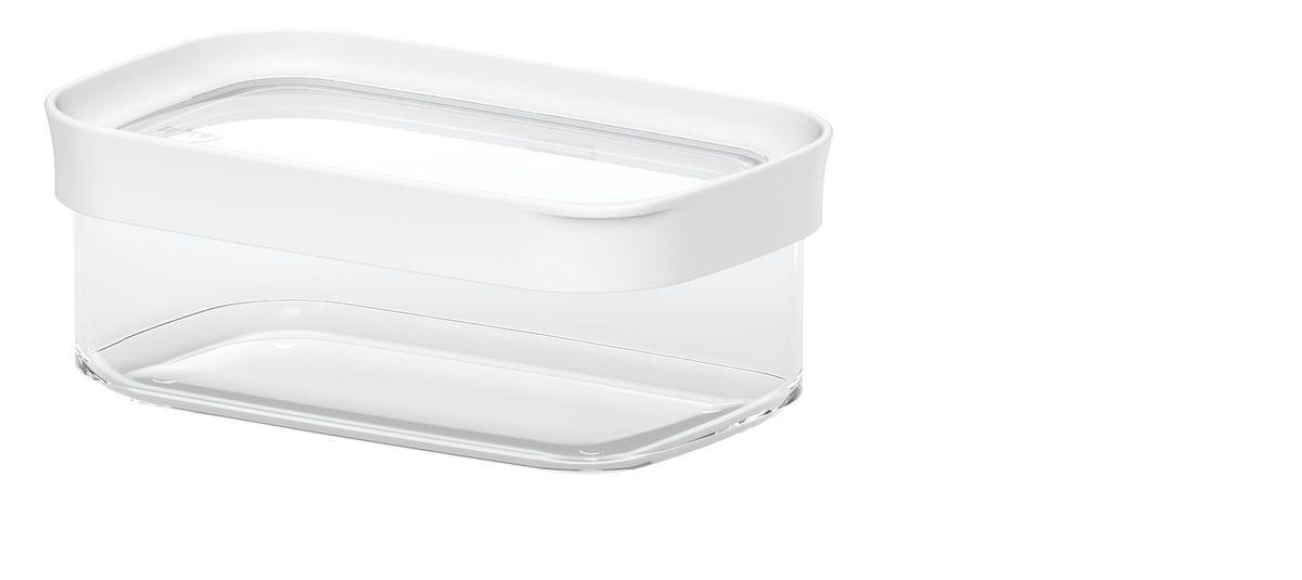 Контейнер пластиковый для сыпучих продуктов OPTIMA, объем-0.45л513556Размер контейнера (ДхШхВ): 170 мм х 107,5 мм х 64 мм.