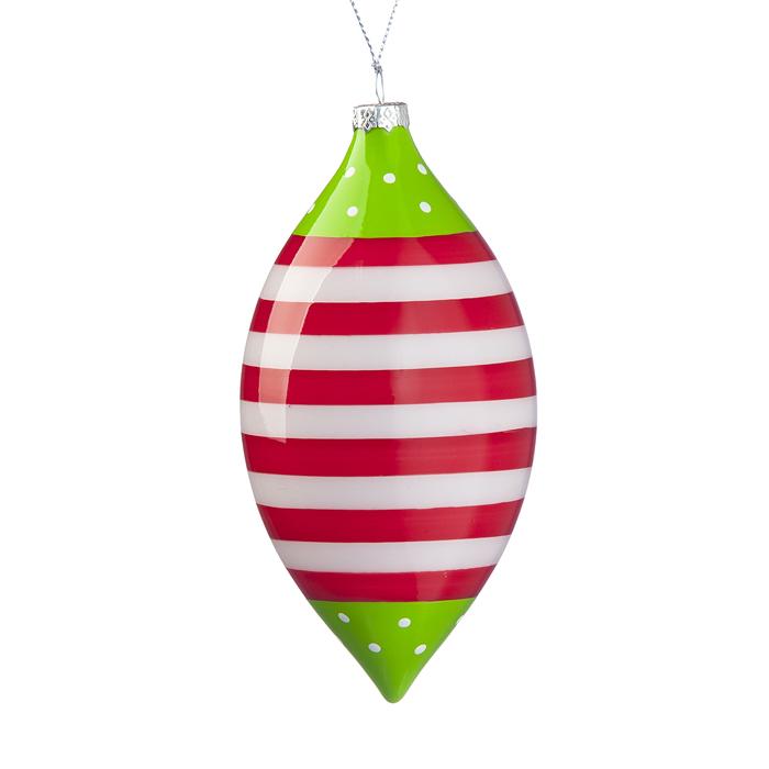 """Новогоднее подвесное украшение It's a Happy Day """"Сосулька"""", 6,5 х 14 см 66529"""