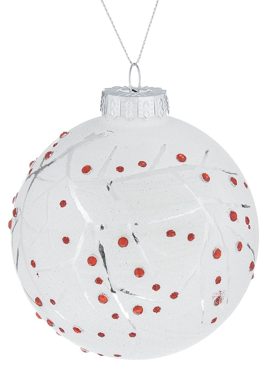 """Новогоднее подвесное украшение It's a Happy Day """"Ветка"""", диаметр 10 см 66504"""
