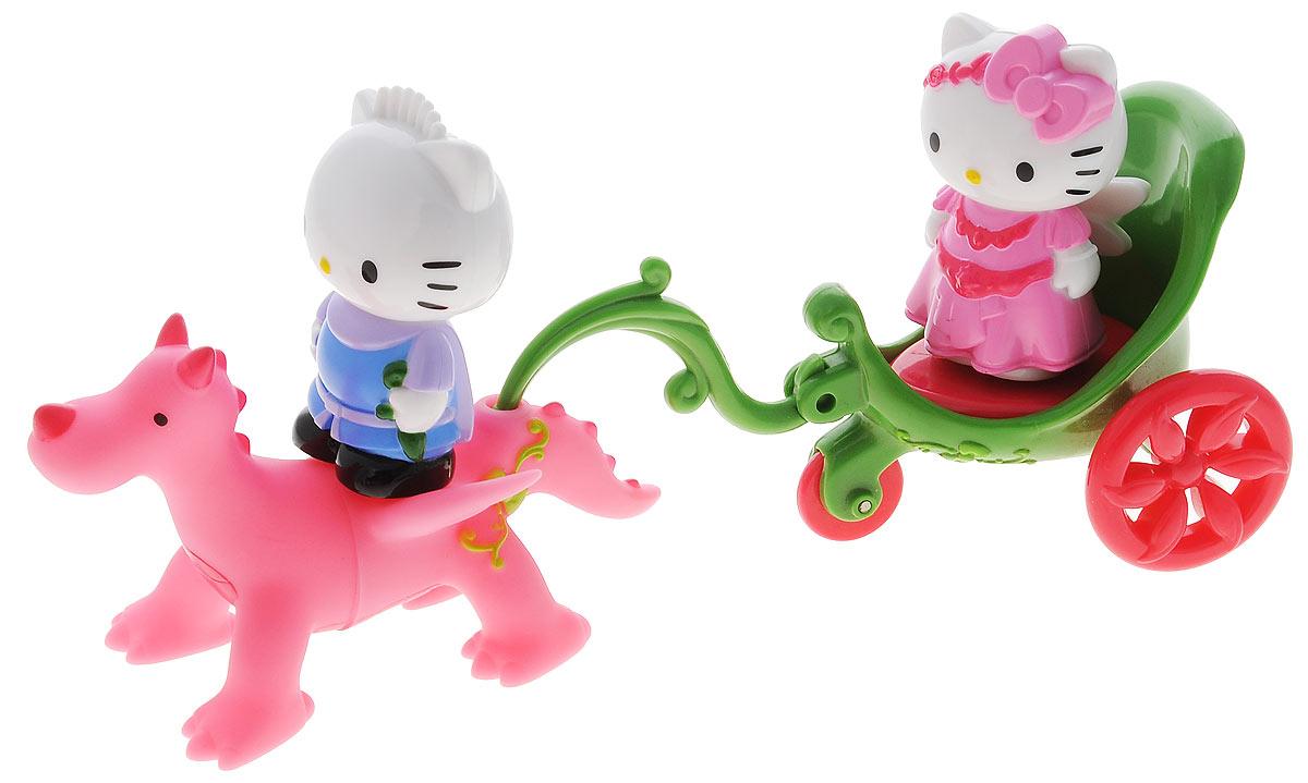 "Hello Kitty Игровой набор ""Дракон с тележкой"" 65005"