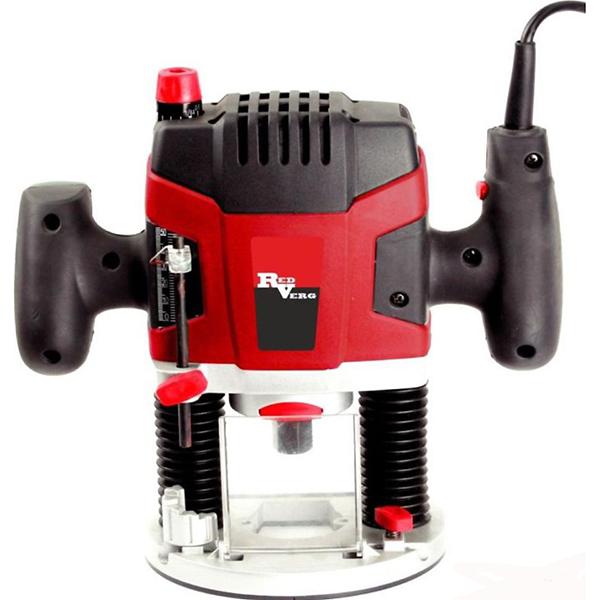 Фрезер RD-ER150 RedVergRD-ER150Фрезер RedVerg RD-ER150 предназначен для фрезерования дерева с использованием фрез из быстрорежущей стали, с номинальной скоростью вращения, равной или превышающей максимальную скорость фрезера, а также диаметром не более 30 мм в бытовых целях.