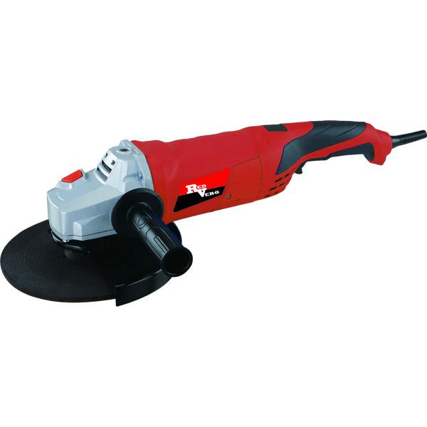 Машина шлифовальная угловая RD-AG230-230 RedVergRD-AG230-230Машина шлифовальная угловая RD-AG230-230 RedVerg предназначена для зачистки, резки и шлифования металлов, абразивных материалов без применения воды. Идеально подходит для небольших мастерских, производств и коммунальных служб.