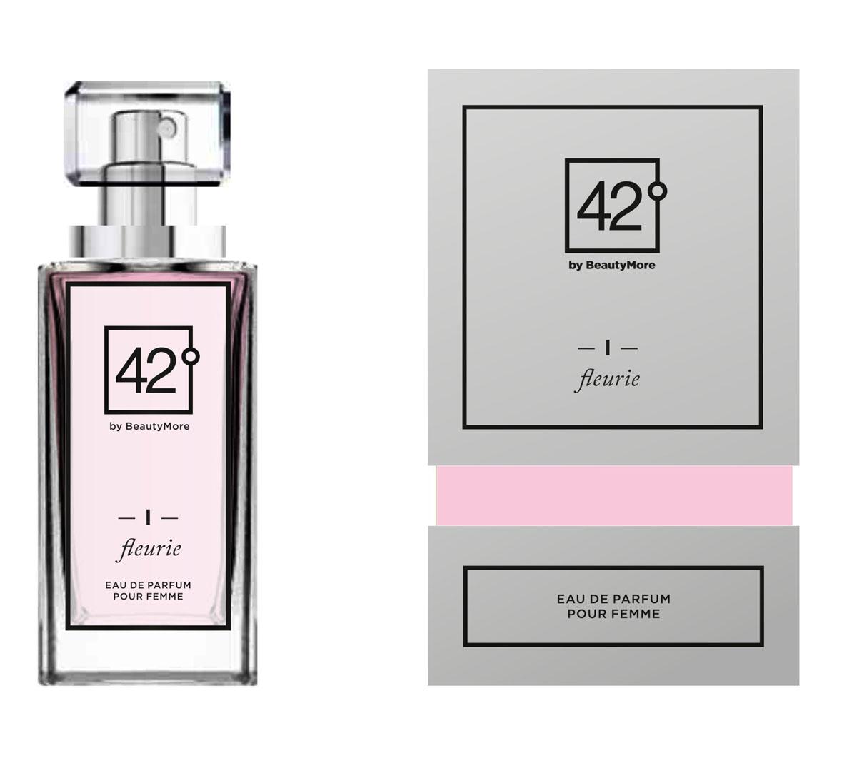 Fragrance 42 Парфюмированная вода для женщин I Fleuri 30 мл42-96152Fleurie -цветочный очаровательный аромат для веселых и очаровательных женщин. Верхняя нота - апельсин, бергамот, нота сердца - роза,восточный жасмин, базовые ноты -ветивер, белый мускус,пачули,ваниль