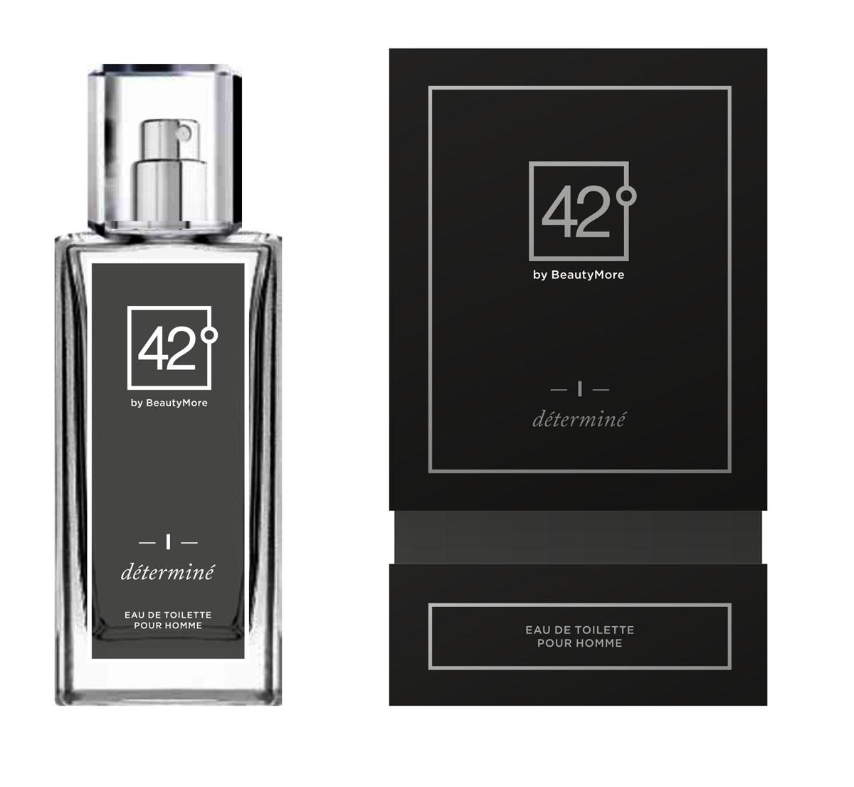 Fragrance 42 Туалетная вода для мужчин I Determine 100 мл002722Детермин - аромат созданный для настоящих,решительных, мужчин,уверенных в себе и смело покоряющих любые цели. Этот аромат станет завершающей ноткой в вашем неотразимом образе. Верхняя нота- Маклюраоранжевая,туя, нота сердца - аромат кедра,жасмин,сосна Лимба,базовые ноты - пачули,ветивер,мускус.