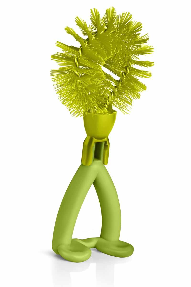 Щетка Идея Йоршик зеленыйIOR-01Щетка «Йоршик» отлично подходит для чистки грязной посуды. Она имеет жесткую щетину, что позволит Вам справиться с самыми стойкими загрязнениями. Благодаря оптимальному размеру и эргономичной ручке, щетка «Йоршик» станет незаменимым инструментом на Вашей кухне. Для наилучшего эффекта щетку необходимо использовать вместе с чистящими средствами, рекомендованными для посуды. Использование этого приспособления позволит Вам сэкономить время и силы. PP пластик