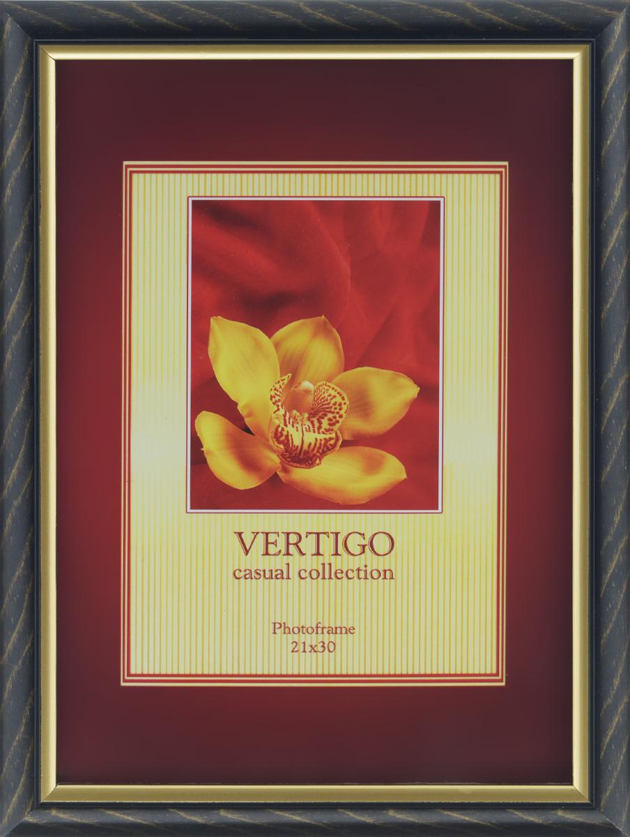 Фоторамка Vertigo Aosta 21 х 30 см12893 W2141/893Фоторамка Vertigo Aosta выполнена в классическом стиле из натурального дерева и стекла, защищающего фотографию. Оборотная сторона изделия оснащена двумя специальными отверстиями для подвешивания. Такая фоторамка поможет вам оригинально и стильно дополнить интерьер помещения, а также позволит сохранить память о дорогих вам людях и интересных событиях вашей жизни. Размер фотографии: 21 см х 30 см.