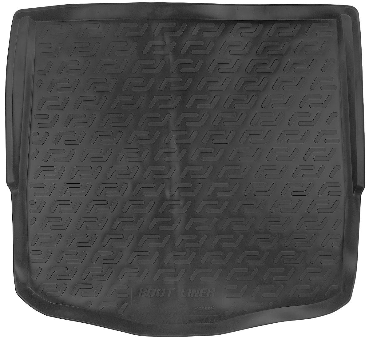 Коврик в багажник L.Locker, для Ford Mondeo sd (07-)0102060201Коврик L.Locker производится индивидуально для каждой модели автомобиля из современного и экологически чистого материала. Изделие точно повторяет геометрию пола автомобиля, имеет высокий борт, обладает повышенной износоустойчивостью, антискользящими свойствами, лишен резкого запаха и сохраняет свои потребительские свойства в широком диапазоне температур (от -50°С до +80°С).