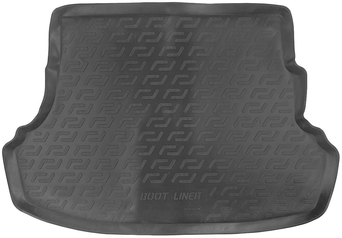 Коврик в багажник L.Locker, для Hyundai Solaris Base/Classic (10-)SC-FD421005Коврик L.Locker производится индивидуально для каждой модели автомобиля из современного и экологически чистого материала. Изделие точно повторяет геометрию пола автомобиля, имеет высокий борт, обладает повышенной износоустойчивостью, антискользящими свойствами, лишен резкого запаха и сохраняет свои потребительские свойства в широком диапазоне температур (от -50°С до +80°С).