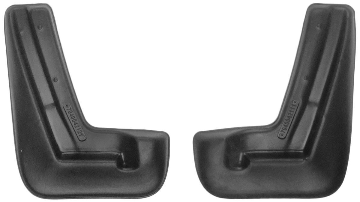 Комплект брызговиков передних L.Locker, для Subaru XV (11-), 2 шт7040042151Брызговики L.Locker изготовлены из высококачественного полимера. Уникальный состав брызговиков допускает их эксплуатацию в широком диапазоне температур: от -50°С до +80°С. Эффективно защищают кузов автомобиля от грязи и воды - формируют аэродинамический поток воздуха, создаваемый при движении вокруг кузова таким образом, чтобы максимально уменьшить образование грязевой измороси, оседающей на автомобиле. Разработаны индивидуально для каждой модели автомобиля, с эстетической точки зрения брызговики являются завершением колесной арки. Крепления в комплекте.