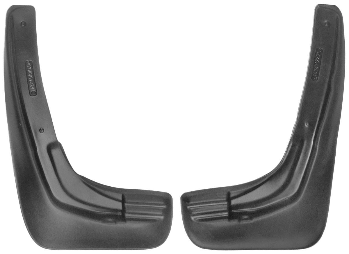 Комплект брызговиков задних L.Locker, для Mitsubishi Outlander XL (07-), 2 шт7008012261Брызговики L.Locker изготовлены из высококачественного полимера. Уникальный состав брызговиков допускает их эксплуатацию в широком диапазоне температур: от -50°С до +80°С. Эффективно защищают кузов автомобиля от грязи и воды - формируют аэродинамический поток воздуха, создаваемый при движении вокруг кузова таким образом, чтобы максимально уменьшить образование грязевой измороси, оседающей на автомобиле. Разработаны индивидуально для каждой модели автомобиля, с эстетической точки зрения брызговики являются завершением колесной арки. Крепления в комплекте.