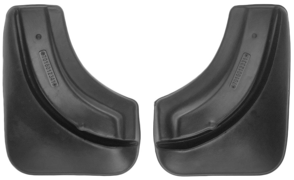 Комплект брызговиков задних L.Locker, для Skoda Fabia II, 2 шт7016012361Брызговики L.Locker изготовлены из высококачественного полимера. Уникальный состав брызговиков допускает их эксплуатацию в широком диапазоне температур: от -50°С до +80°С. Эффективно защищают кузов автомобиля от грязи и воды - формируют аэродинамический поток воздуха, создаваемый при движении вокруг кузова таким образом, чтобы максимально уменьшить образование грязевой измороси, оседающей на автомобиле. Разработаны индивидуально для каждой модели автомобиля, с эстетической точки зрения брызговики являются завершением колесной арки. Крепления в комплекте.