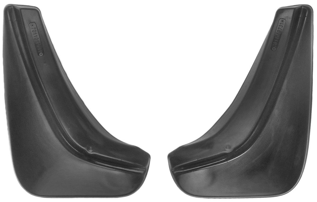 Комплект задних брызговиков L.Locker, для Opel Astra J GTC (11-), 2 шт7011012761Комплект L.Locker состоит из 2 задних брызговиков, изготовленных из высококачественного полиуретана. Уникальный состав брызговиков допускает их эксплуатацию в широком диапазоне температур: от -50°С до +50°С. Изделия эффективно защищают кузов автомобиля от грязи и воды, формируют аэродинамический поток воздуха, создаваемый при движении вокруг кузова таким образом, чтобы максимально уменьшить образование грязевой измороси, оседающей на автомобиле. Разработаны индивидуально для каждой модели автомобиля. С эстетической точки зрения брызговики являются завершением колесных арок. Установка брызговиков достаточно быстрая. В комплект входят необходимые крепежи и инструкция на русском языке. Комплект подходит для моделей с 2011 года выпуска. Комплектация: 2 шт. Размер брызговика: 23 см х 32,5 см х 4 см.