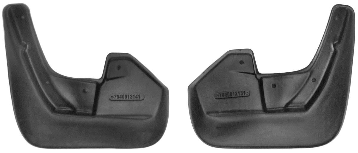 Комплект задних брызговиков L.Locker, для Subaru Forester (08-), 2 шт7040012161Комплект L.Locker состоит из 2 задних брызговиков, изготовленных из высококачественного полиуретана. Уникальный состав брызговиков допускает их эксплуатацию в широком диапазоне температур: от -50°С до +50°С. Изделия эффективно защищают кузов автомобиля от грязи и воды, формируют аэродинамический поток воздуха, создаваемый при движении вокруг кузова таким образом, чтобы максимально уменьшить образование грязевой измороси, оседающей на автомобиле. Разработаны индивидуально для каждой модели автомобиля. С эстетической точки зрения брызговики являются завершением колесных арок. Установка брызговиков достаточно быстрая. В комплект входят необходимые крепежи и инструкция на русском языке. Комплект подходит для моделей с 2008 года выпуска. Комплектация: 2 шт. Размер брызговика: 23 см х 26 см х 3 см.