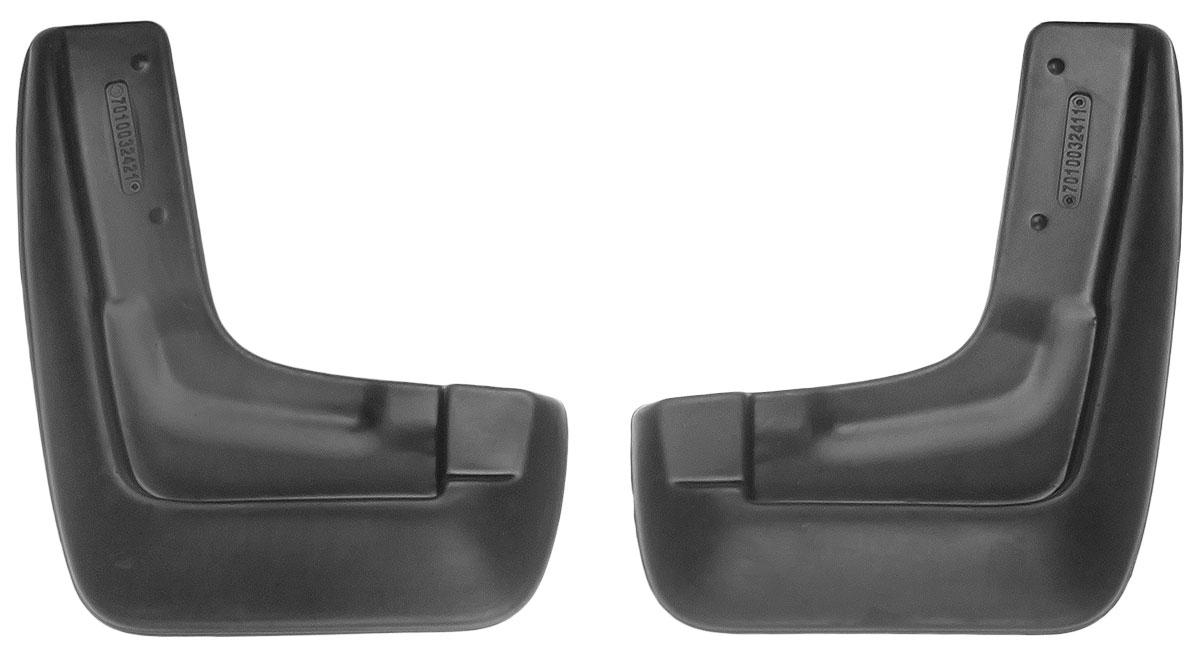 Комплект передних брызговиков L.Locker Mazda 6 2007, 2 шт7010032451Комплект L.Locker Mazda 6 2007 состоит из 2 передних брызговиков, изготовленных из высококачественного полиуретана. Уникальный состав брызговиков допускает их эксплуатацию в широком диапазоне температур: от -50°С до +50°С. Изделия эффективно защищают кузов автомобиля от грязи и воды, формируют аэродинамический поток воздуха, создаваемый при движении вокруг кузова таким образом, чтобы максимально уменьшить образование грязевой измороси, оседающей на автомобиле. Разработаны индивидуально для каждой модели автомобиля. С эстетической точки зрения брызговики являются завершением колесных арок. Установка брызговиков достаточно быстрая. В комплект входят необходимые крепежи и инструкция на русском языке. Комплектация: 2 шт. Размер брызговика: 31 см х 24 см х 3 см.