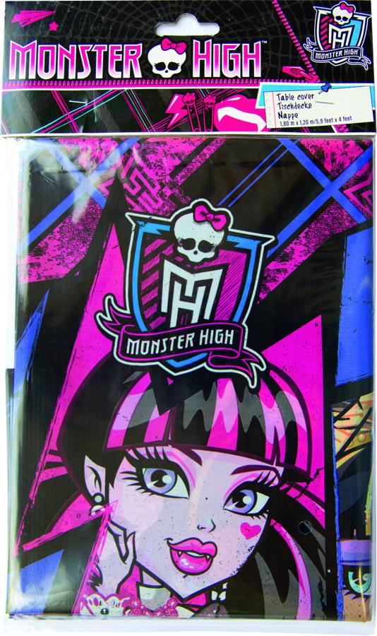 Amscan Скатерть Monster High 120 см х 180 см
