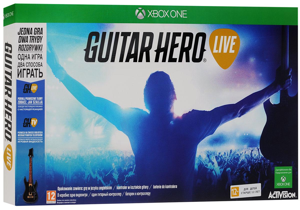 Guitar Hero Live Bundle