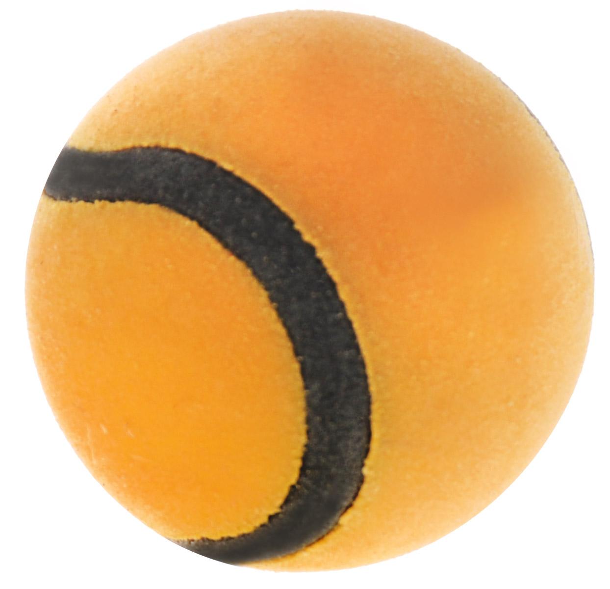 Brunnen Ластик Мячик теннисный цвет оранжевый62155_оранжевыйЛастик Brunnen Мячик теннисный станет незаменимым аксессуаром на рабочем столе не только школьника или студента, но и офисного работника. Выполнен ластик в виде мяча оранжевого цвета. Он легко и без следа удаляет надписи, сделанные карандашом.