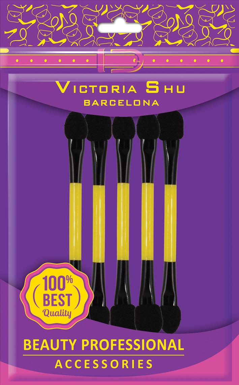 Victoria Shu Набор аппликаторов для нанесения теней (5шт) B204, 11 г
