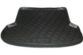 Коврик в багажник L.Locker, для Hyundai Verna sd (06-)0104110101Коврик L.Locker производится индивидуально для каждой модели автомобиля из современного и экологически чистого материала. Изделие точно повторяют геометрию пола автомобиля, имеет высокий борт, обладает повышенной износоустойчивостью, антискользящими свойствами, лишен резкого запаха и сохраняет свои потребительские свойства в широком диапазоне температур (от -50°С до +80°С).